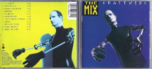 Kraftwerk The Mix Records Lps Vinyl And Cds Musicstack