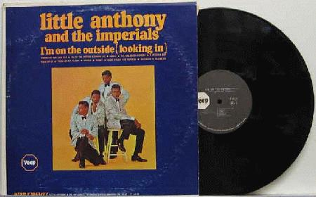 Little Anthony &amp; the Imperials - I'm On The Outside (looking In)