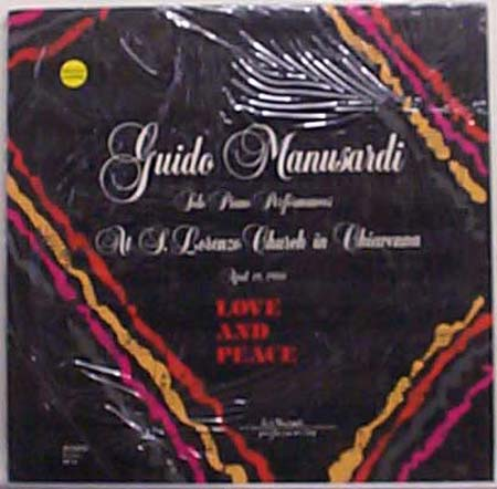 Manusardi, Guido Quartet feat. Lee Konitz - Love And Peace