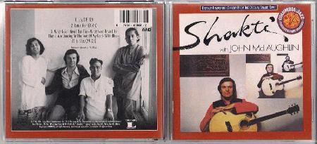 John Mclaughlin Shakti Records Lps Vinyl And Cds
