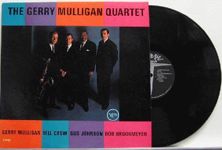 Mulligan, Gerry - Quartet CD