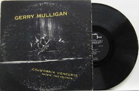 Mulligan, Gerry - California Concerts Record
