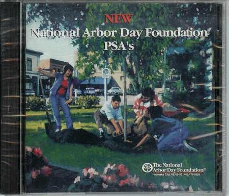 New National Arbor Day Foundation Psa's