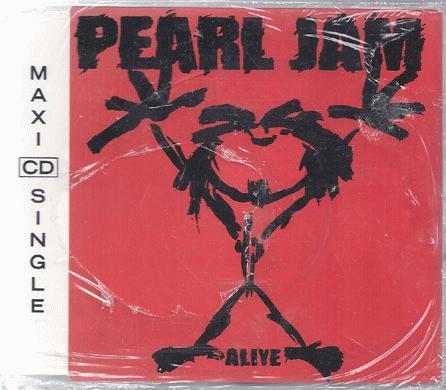 Pearl jam alive single