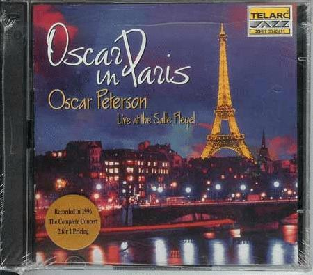 Oscar In Paris - Peterson, Oscar