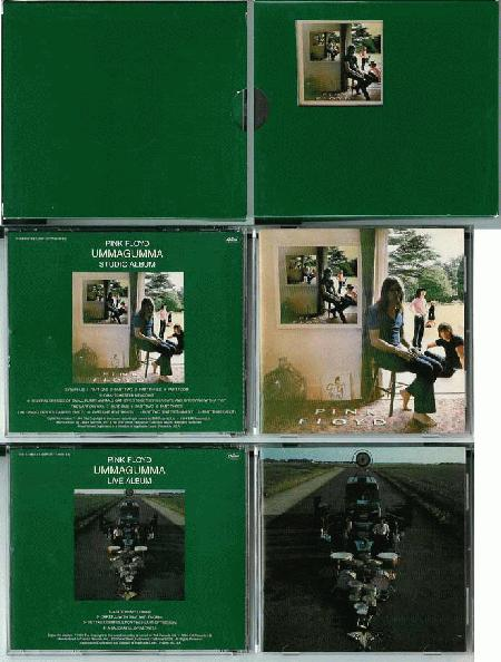 Pink Floyd - Ummagumma Album