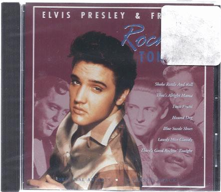 Presley, Elvis & Friends - Rockin Tonight