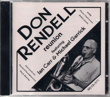 Don Rendell / Ian Carr Quintet, The - Phase III / Live
