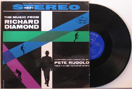 The Music From Richard Diamond