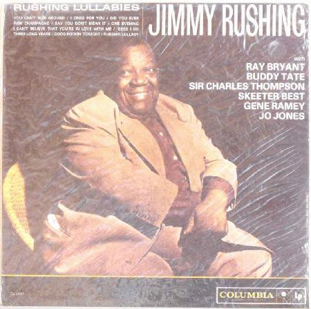 Rushing, Jimmy - Rushing Lullabies Album