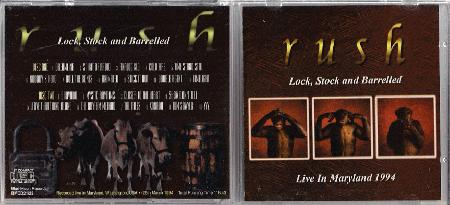 Lock Stock And Barrelled Live In Maryland 1994