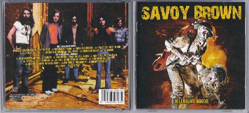 Savoy Brown - Hellbound Boogie