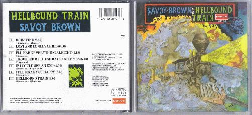 Hellbound Train - Savoy Brown