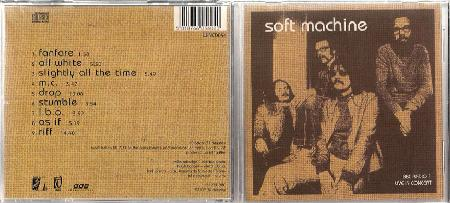Bbc Radio 1 Live In Concert - Soft Machine