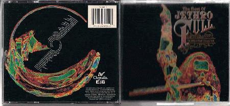 Jethro Tull The Best Of Jethro Tull Records Lps Vinyl