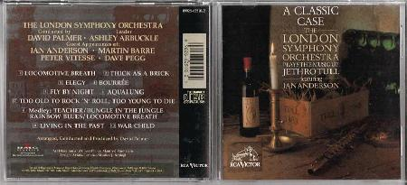 London Symphony Orchestra - A Classic Case: Music Of Jethro Tull