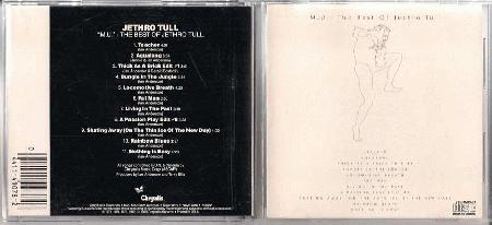 Mu Best Of Jethro Tull