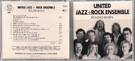United Jazz & Rock Ensemble - Round Seven