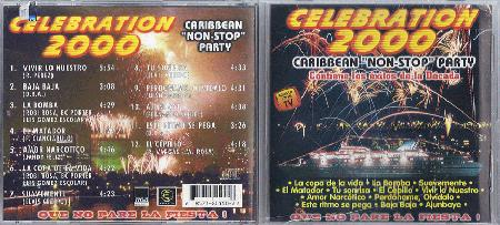 Various Artists - Celebration 2000 Caribbean Non-stop Party