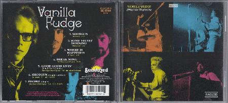 Vanilla Fudge Near The Beginning Records Vinyl And Cds