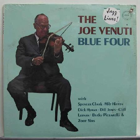 Venuti, Joe - Blue Four
