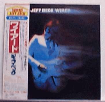 Beck, Jeff - Wired CD