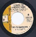 5th Dimension Workin' On A Groovy Thing / Broken Wing Bird 45RPM