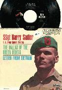 Sadler,Barry Ballad+Of+The+Green+Berets+/+Letter+From+Vietnam 45RPM