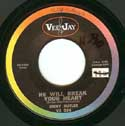 Butler,Jerry He+Will+Break+Your+Heart+/+Thanks+To+You 45RPM