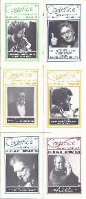 Various Authors Cadence Magazine Volume 10 1984 6 Issues BOOKS