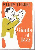 Terkel,Studs Giants Of Jazz BOOKS
