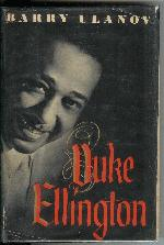 Ulanov,Barry Duke Ellington BOOKS