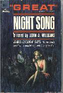 Williams,John A. Night Song BOOKS